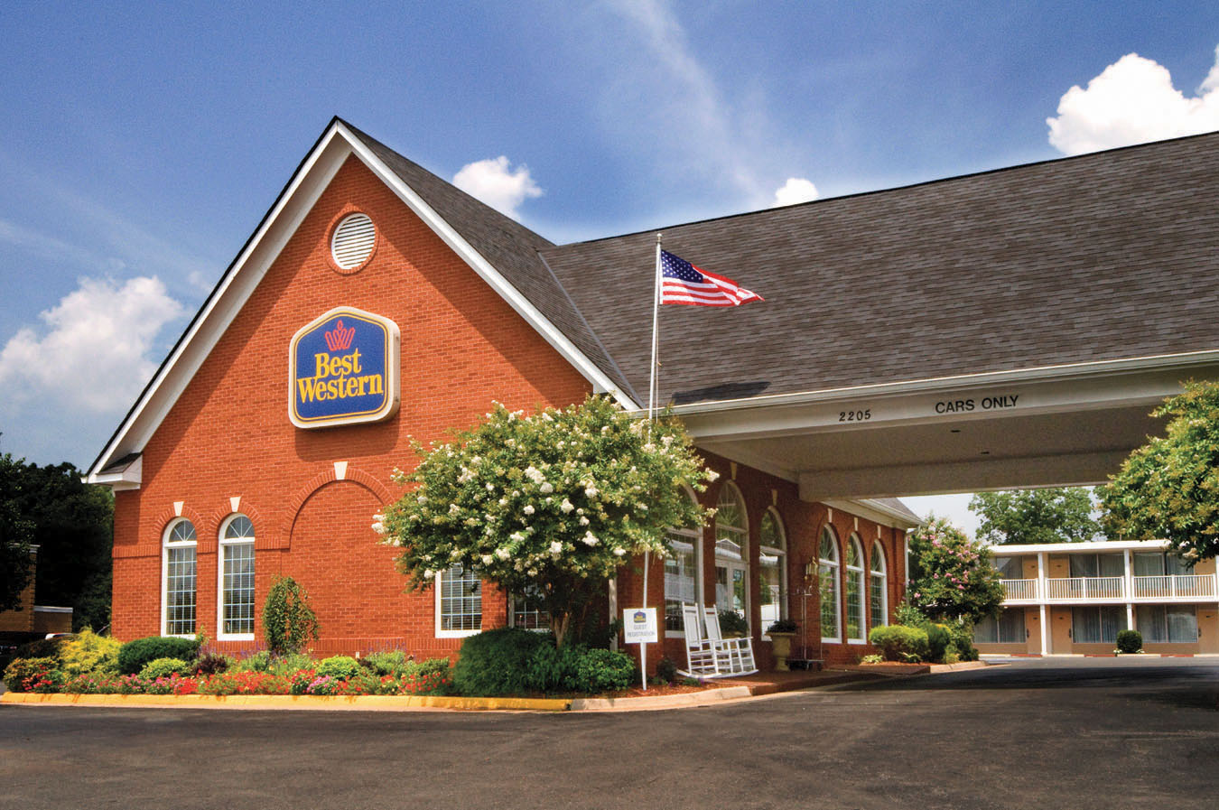 Fredericksburg Expo Center Hotels